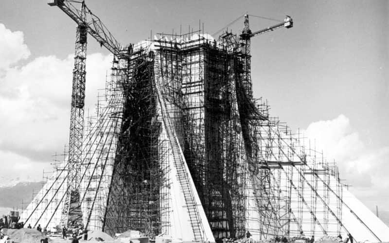 تصویر ساخت برج آزادی
